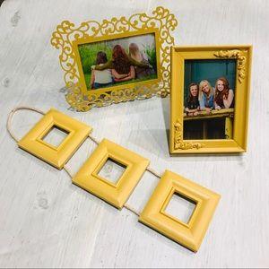 Yellow Frame Lot